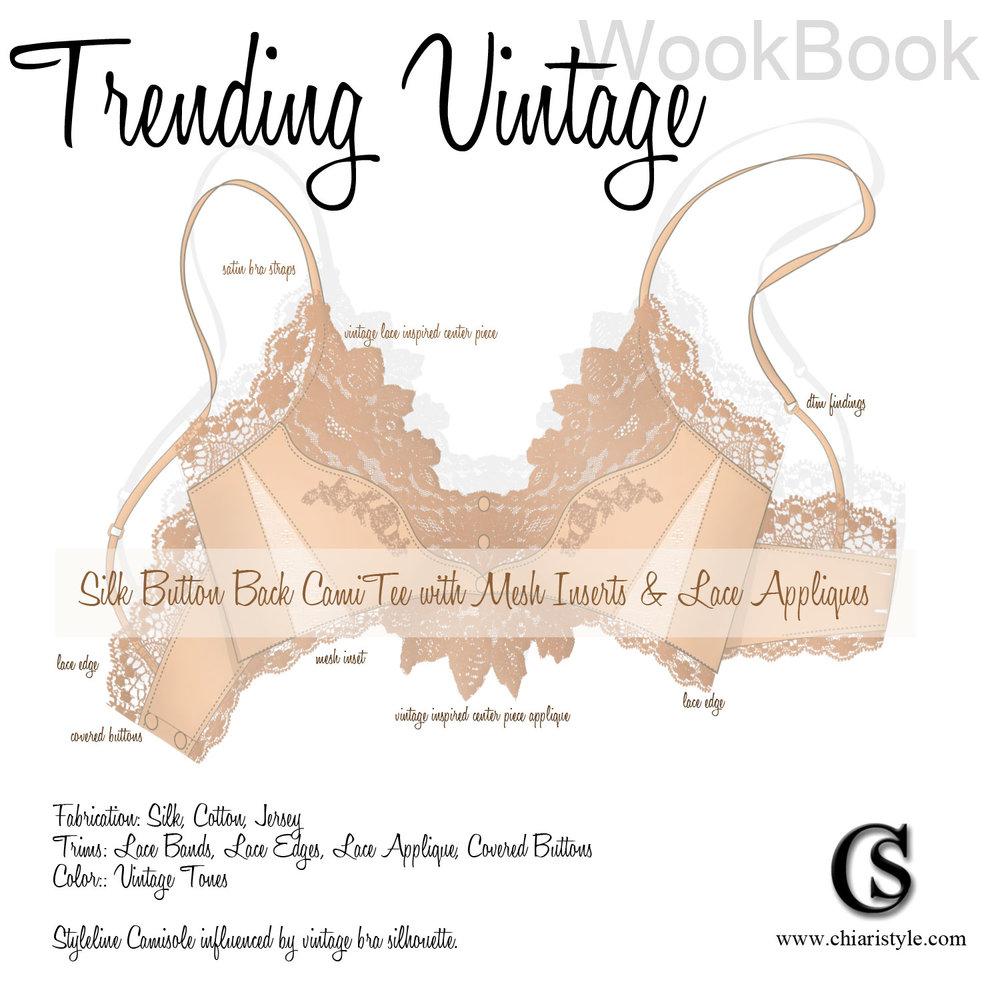 Trending Vintage CHIARIstyle