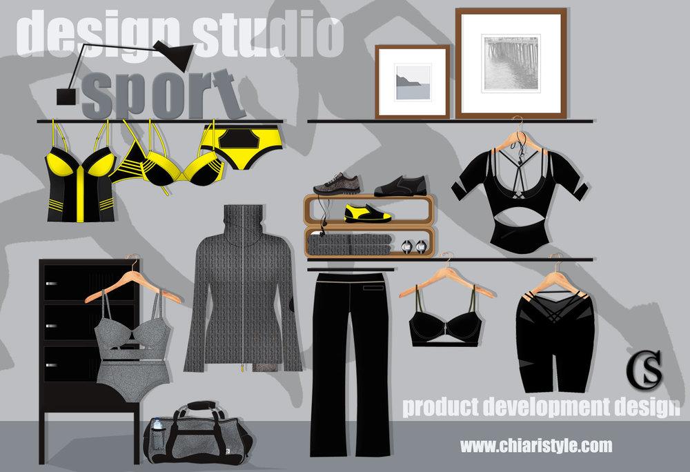 design studio CHIARIstyle