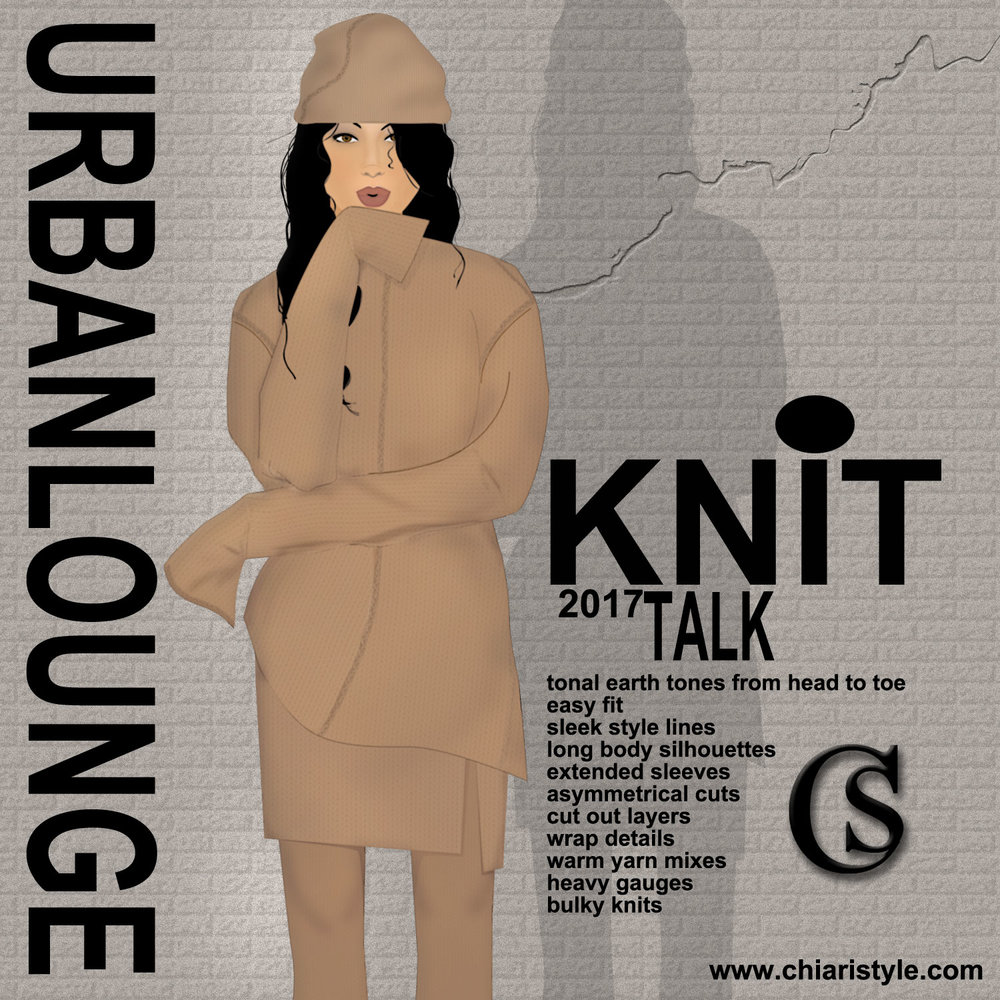 Knit Talk CHIARIstyle