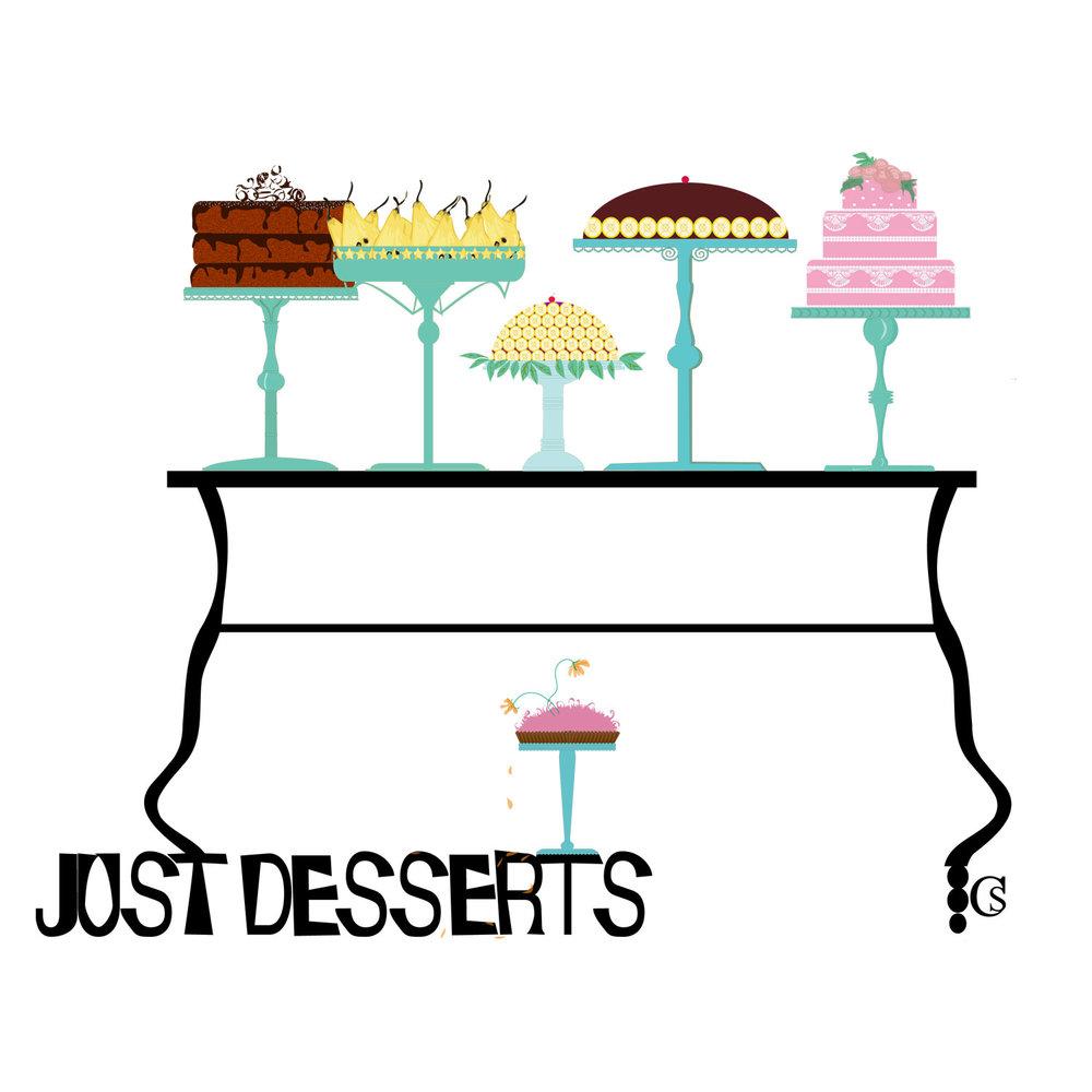 Just Desserts CHIARIstyle