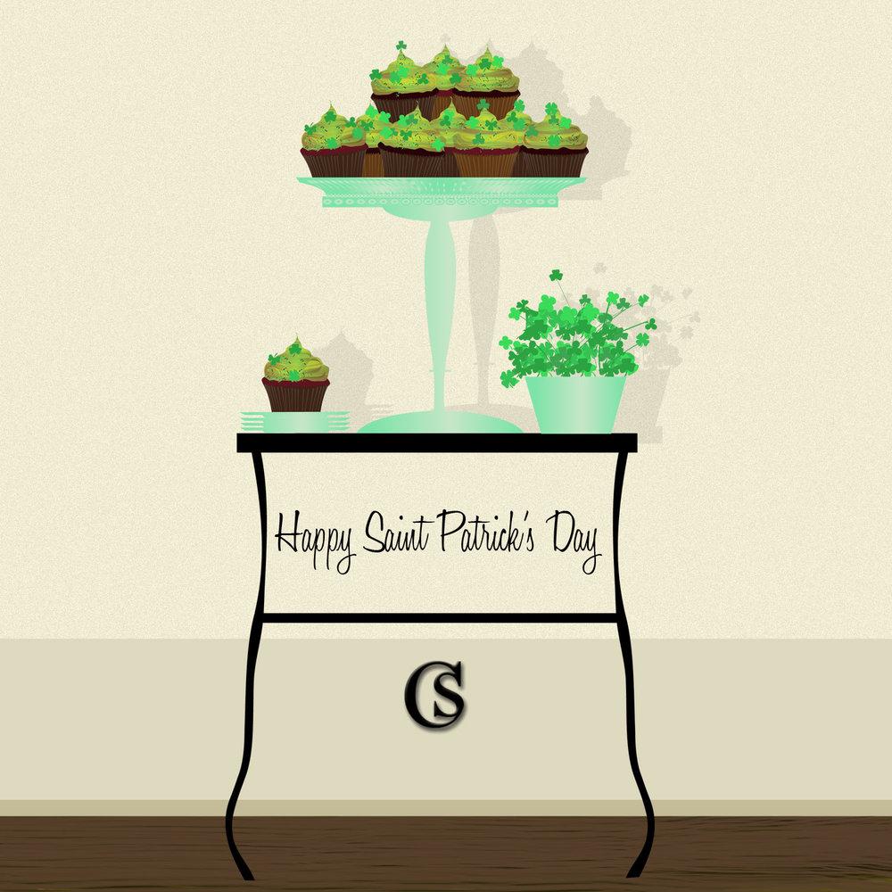Saint Patrick's Day CHIARIstyle
