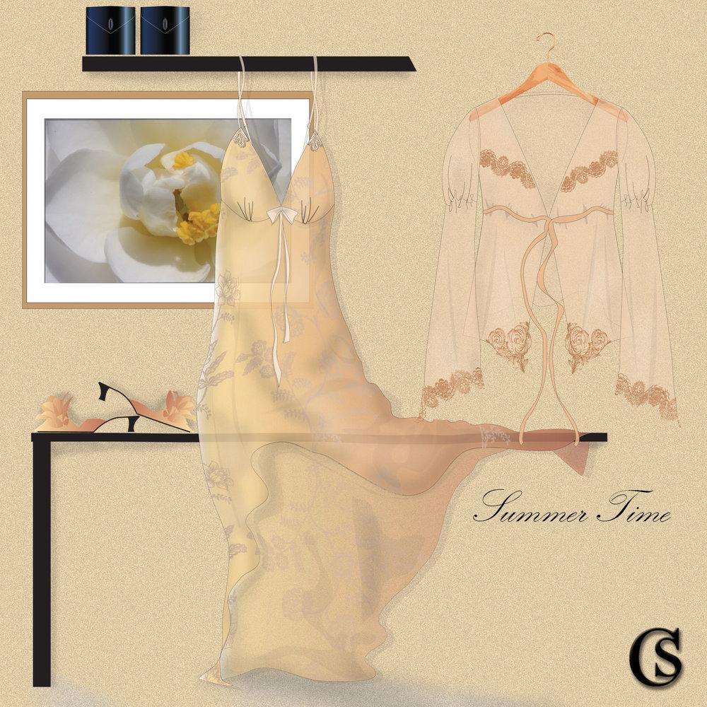 Sleepwear concept Summertime CHIARIstyle