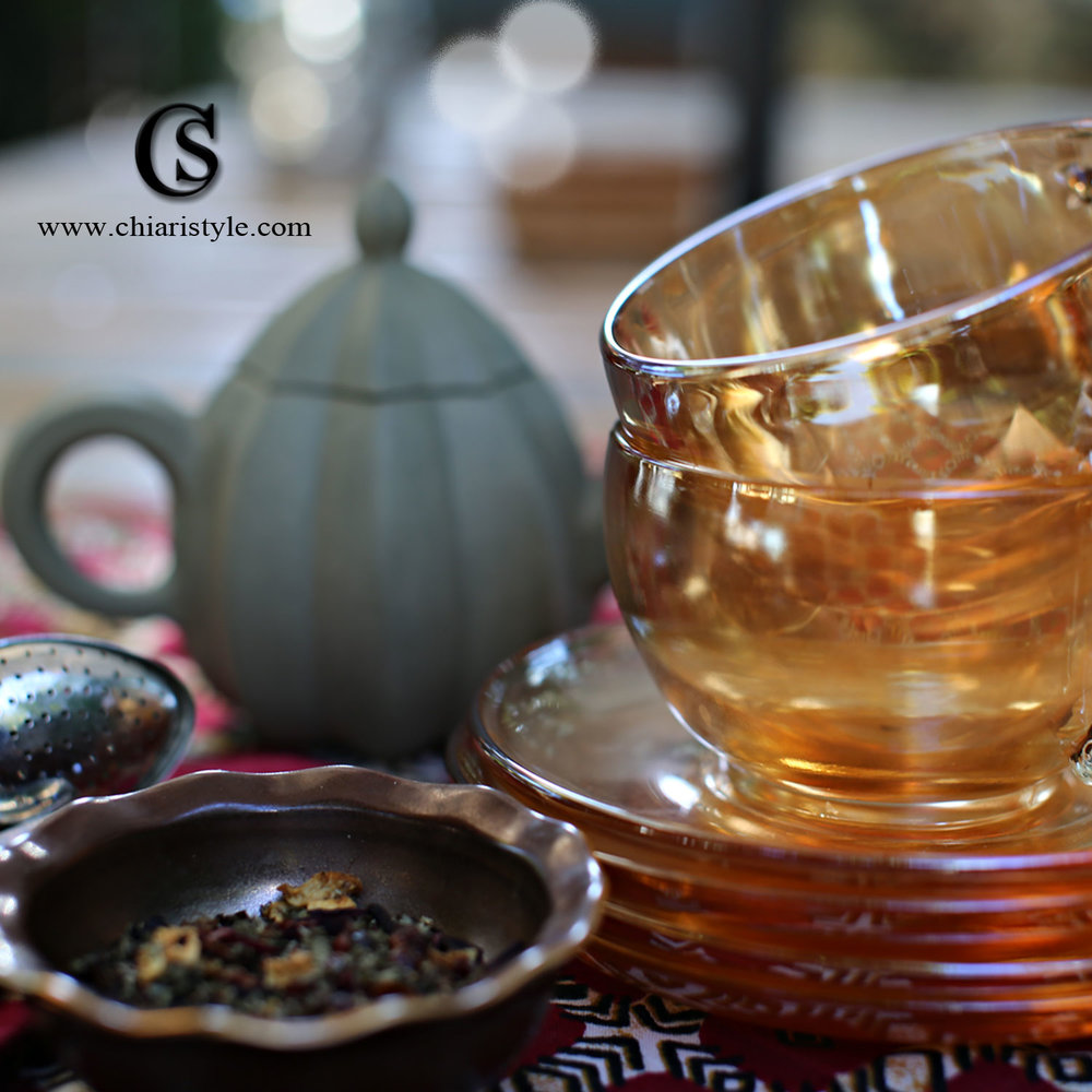 Tea Time Afternoon Spice CHIARIstyle