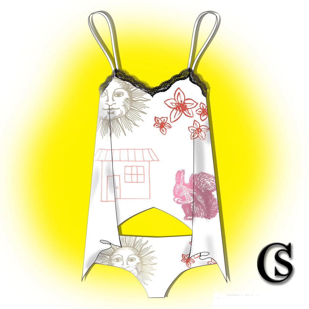 Sleepwear trend prints CHIARIstyle