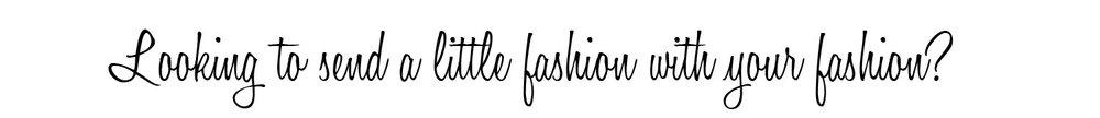 Fashion Card CHIARIstyle