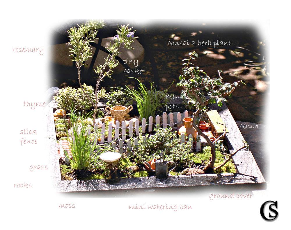 Mini Garden CHIARIstyle