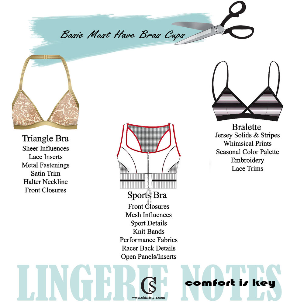 822f6ad7e Lingerie notes for 2018 19 sales — CHIARIstyle