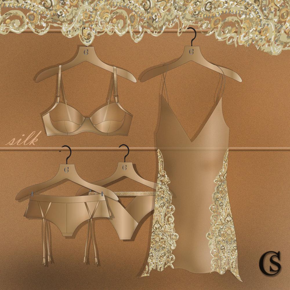 Shimmer Silks CHIARIstyle