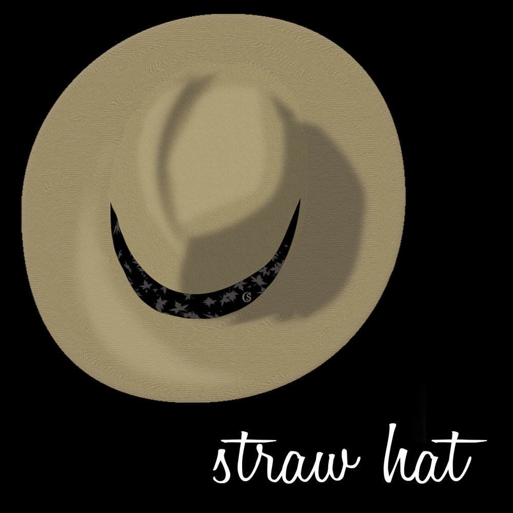 Straw Hats are trending CHIARIstyle