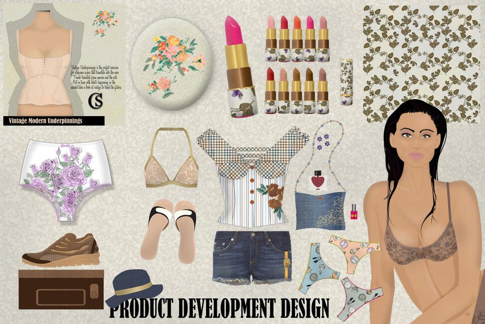 Product Development Studio CHIARIstyle