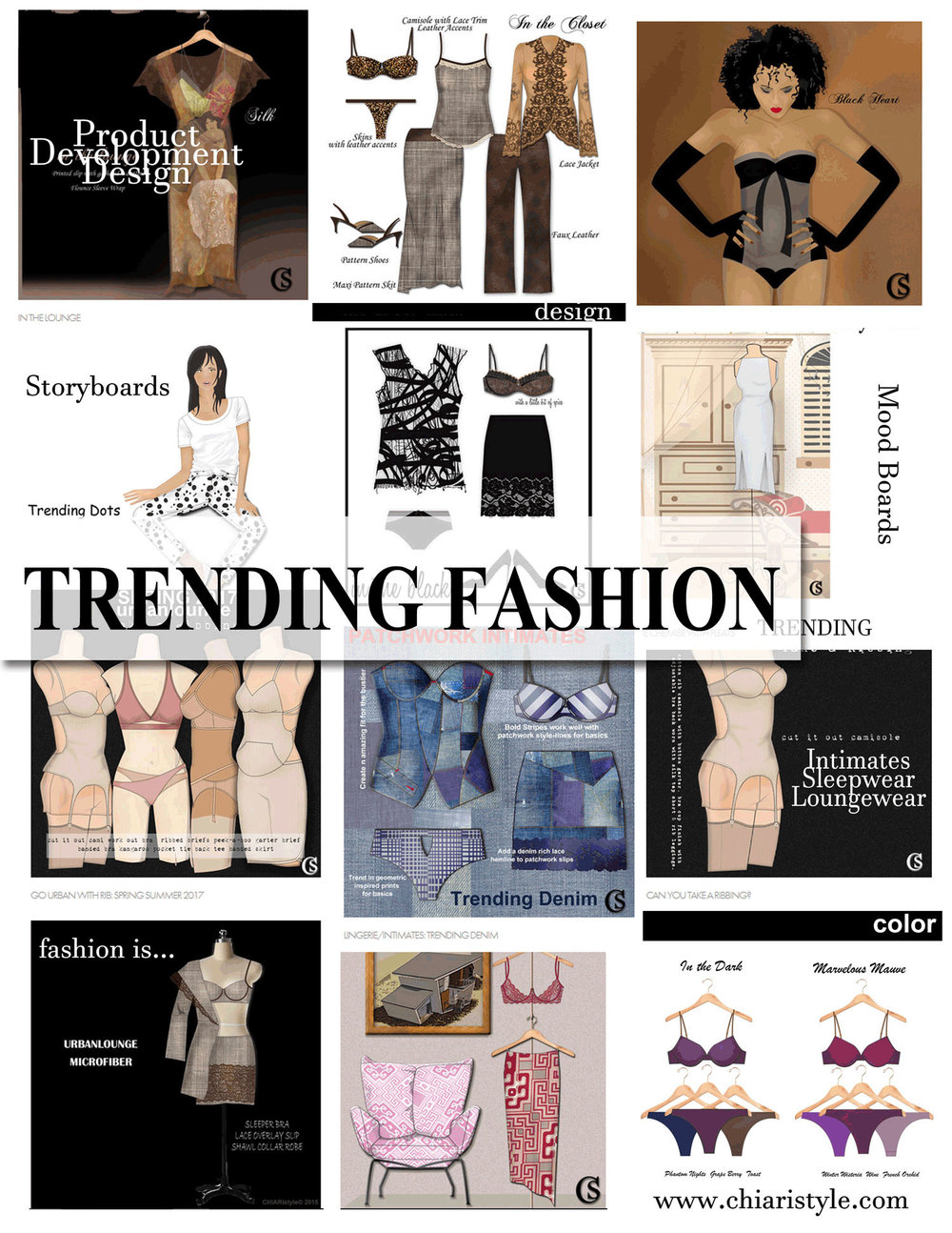 Trending fashion concepts CHIARIstyle