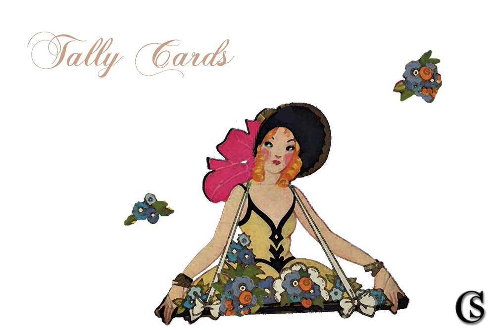 Tally Cards CHIARIstyle