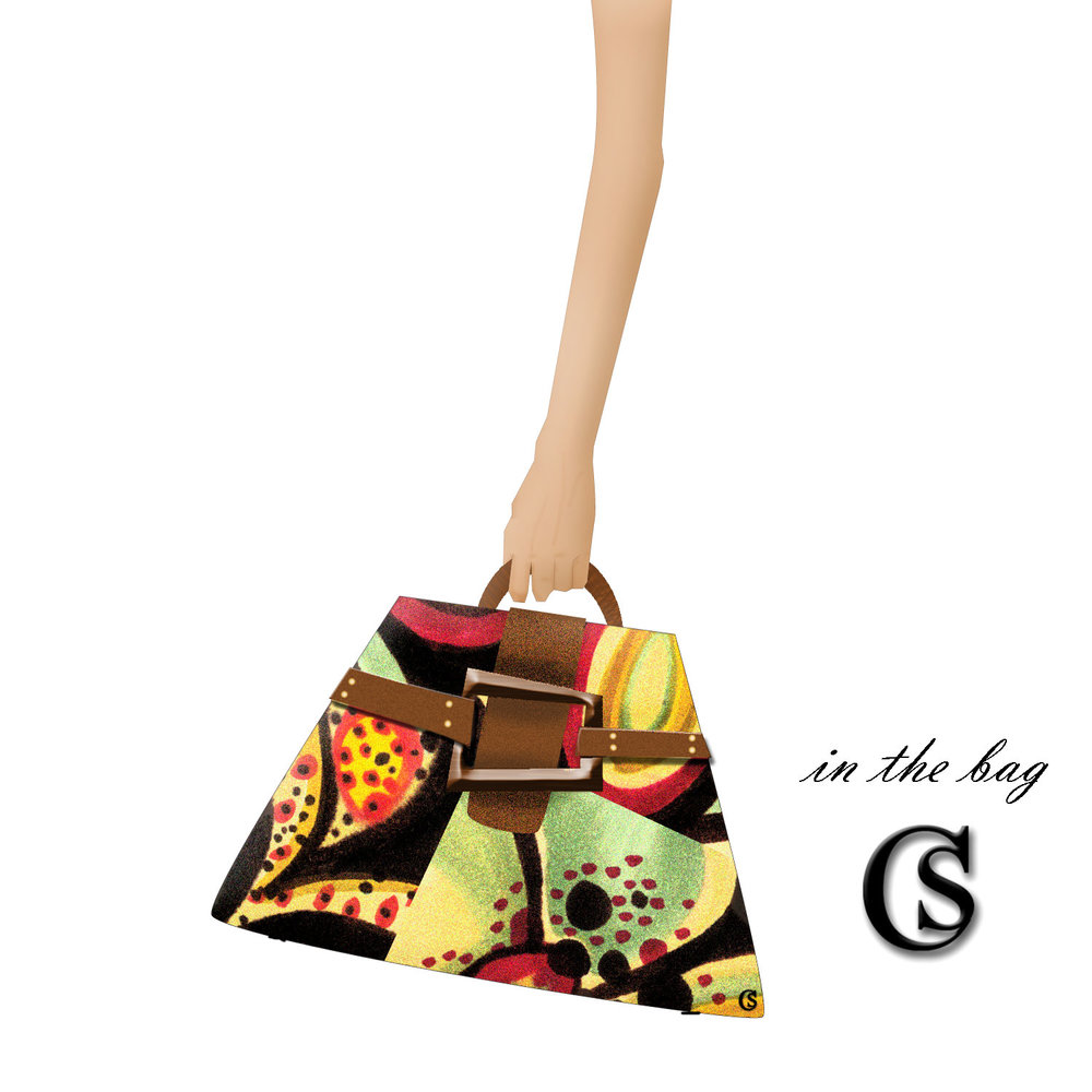 In the fashion bag CHIARIstyle