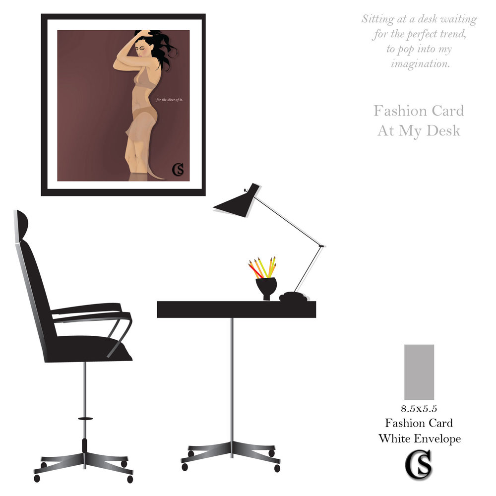 Fashion Greeting Card Studio