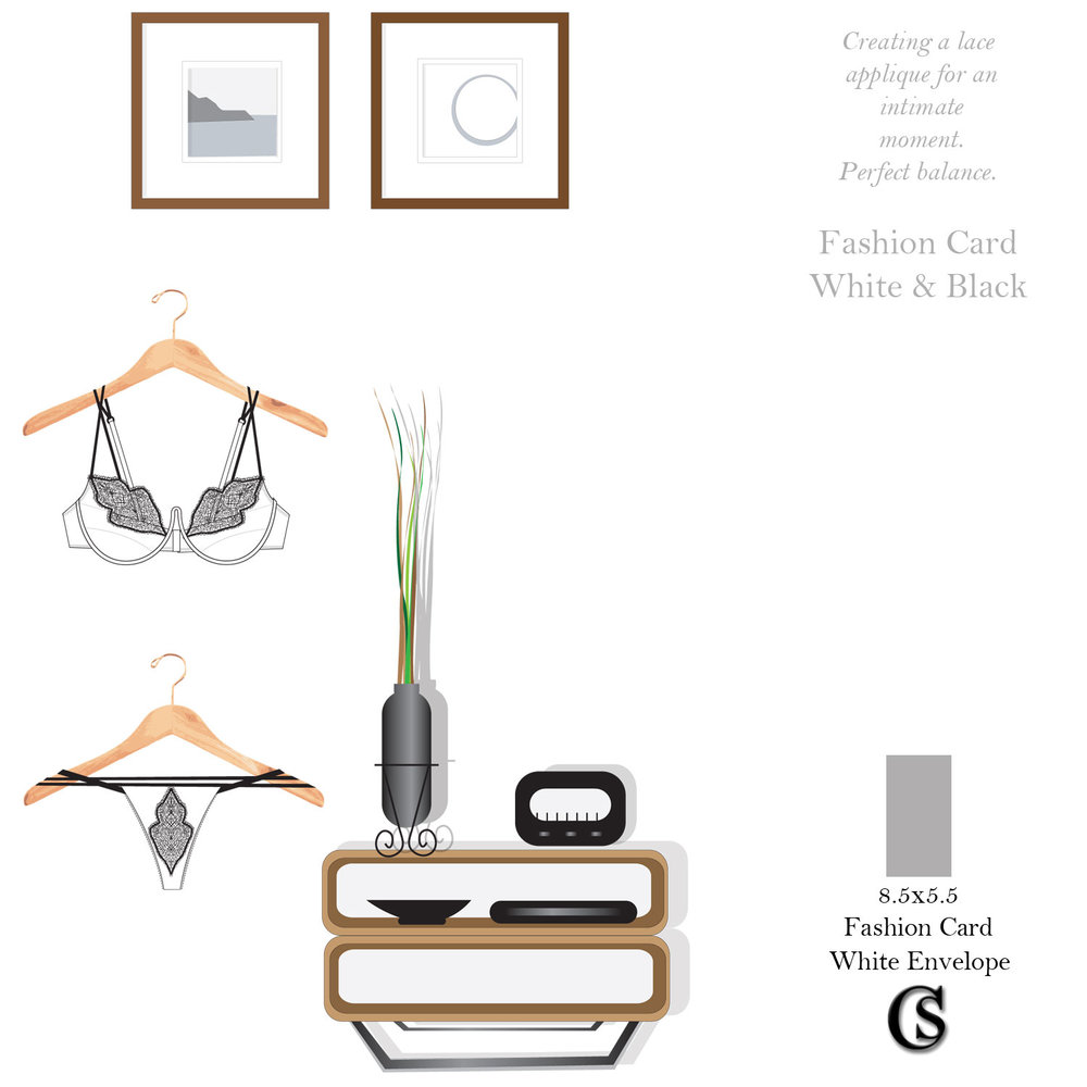 Fashion Greeeting Cards