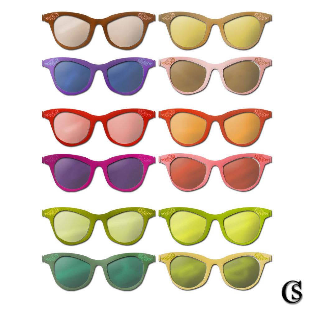 Sunglasses are in the trend CHIARIstyle