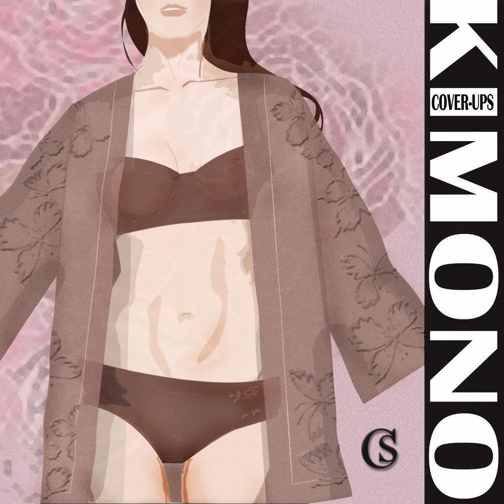 The Kimono is trending CHIARIstyle