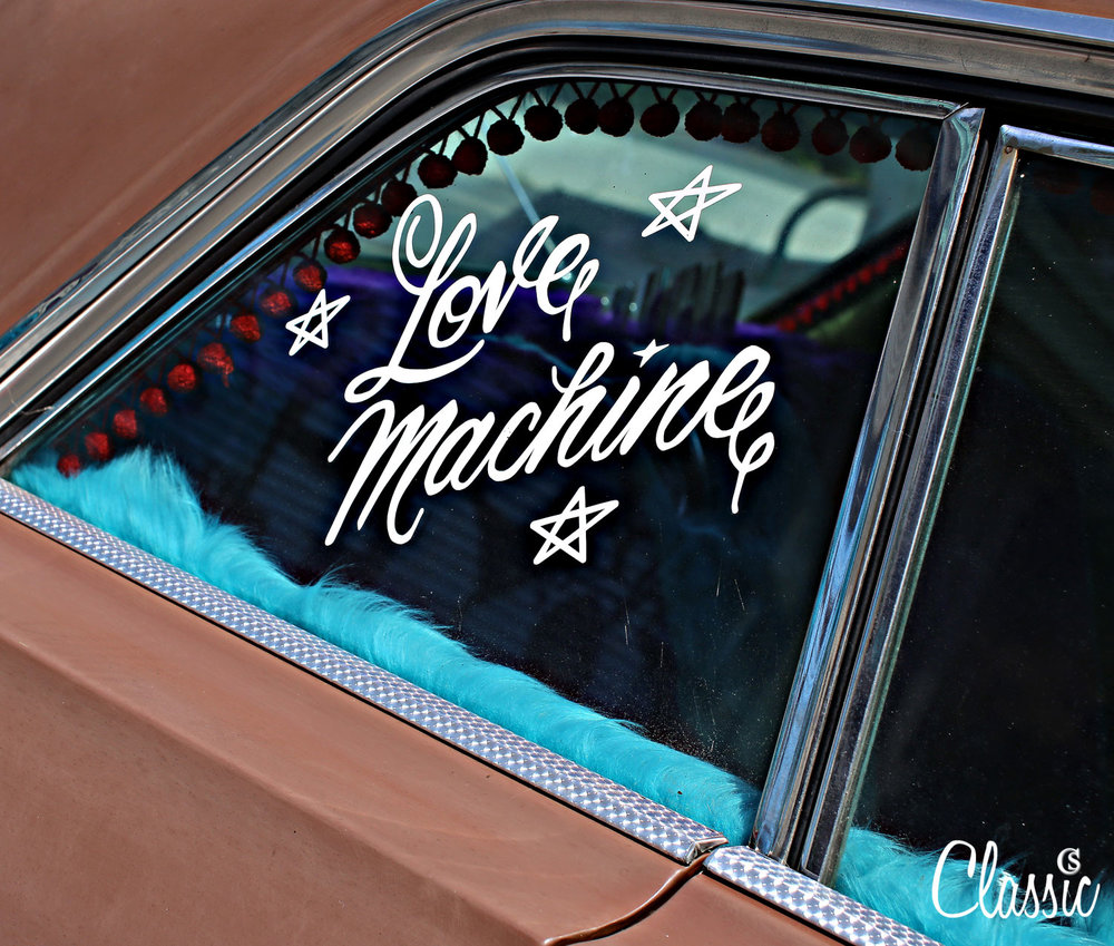 The Love Machine, 1964 Impala.