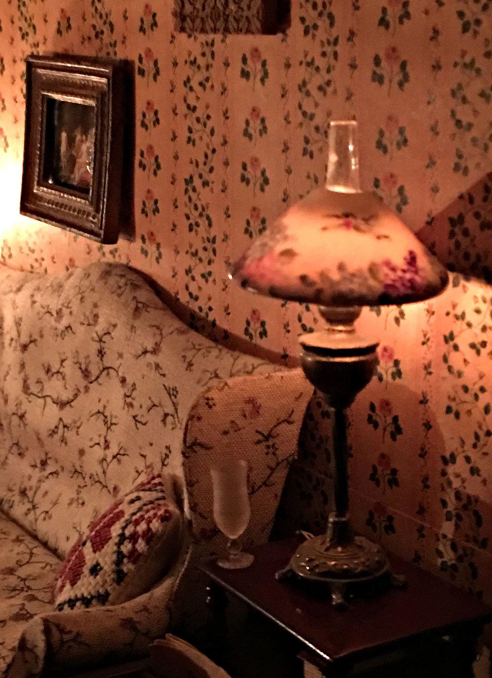 CHIARIstyle sitting room dollshouse style