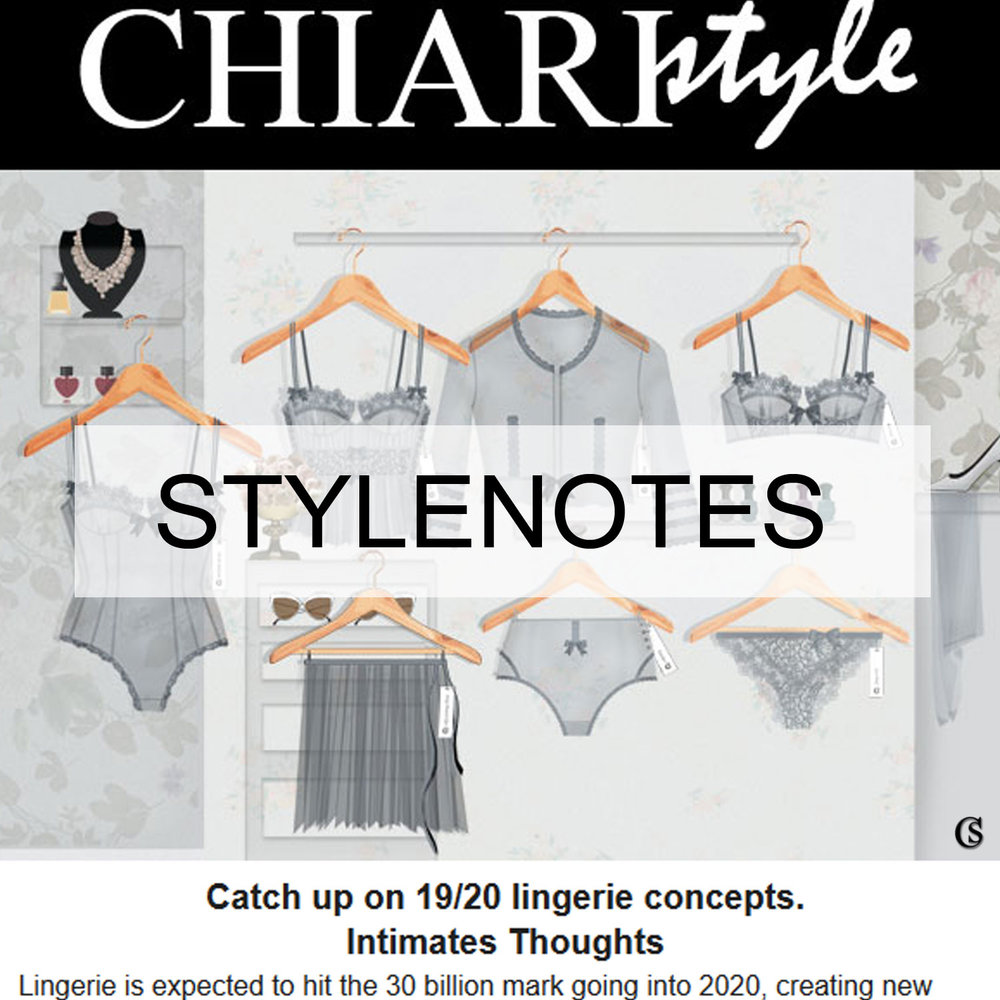 Stylenotes CHIARIstyle
