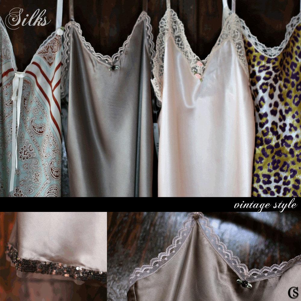 trending silks CHIARIstyle