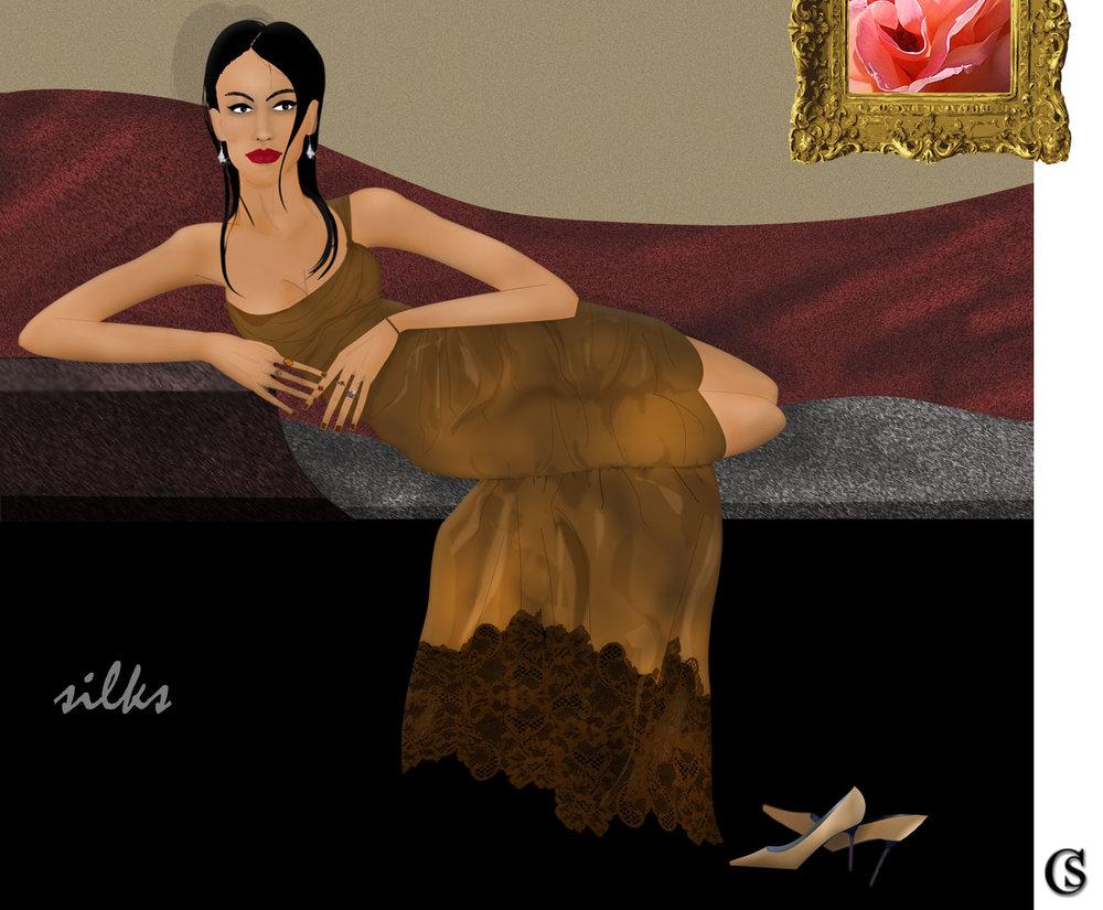 Silks, CHIARIstyle