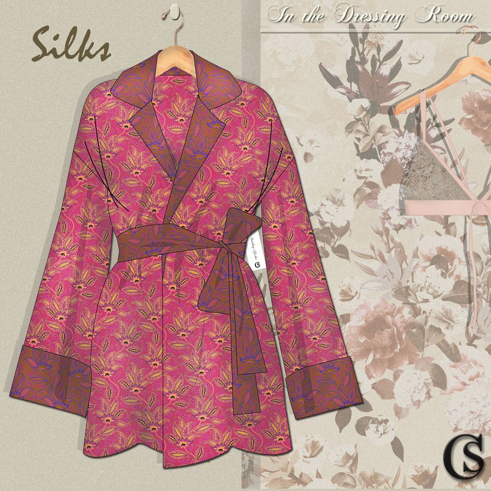 Vintage re-design: The Robe CHIARIstyle