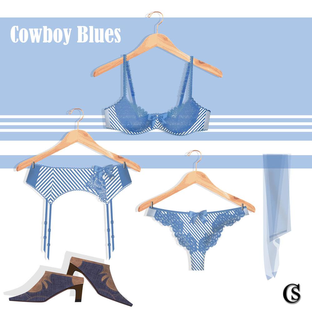 Cowboy Blues CHIARIstyle