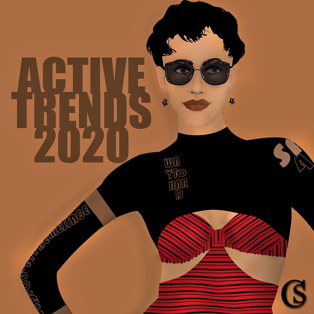 Activewear Trends 2020
