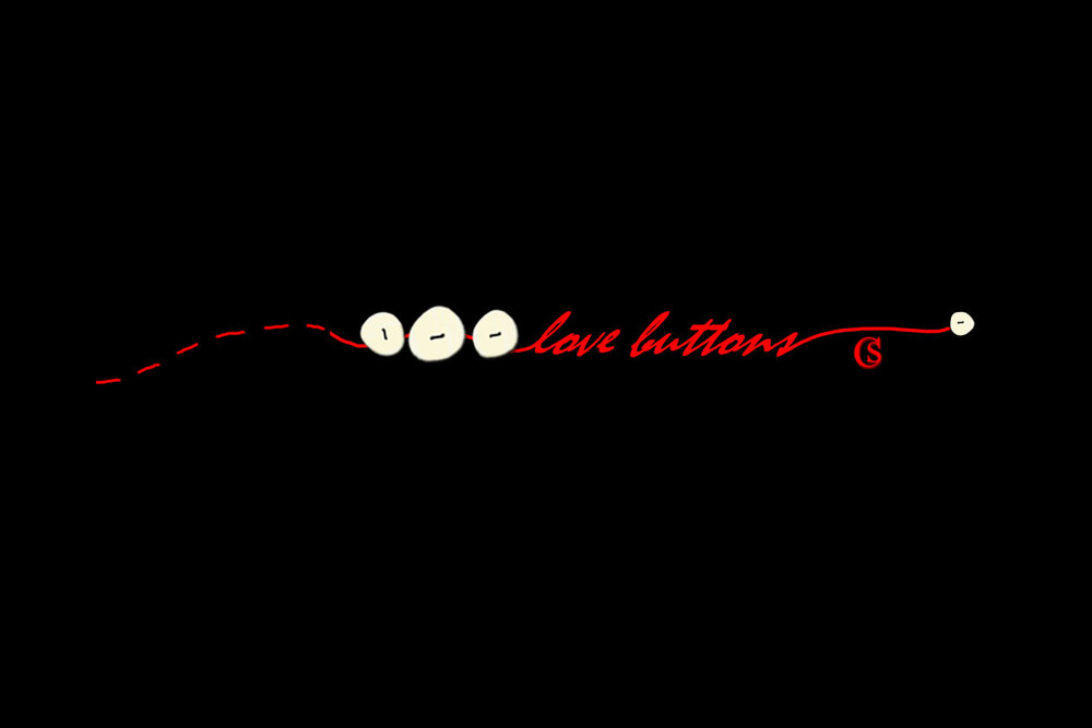 Love Buttons CHIARIstyle