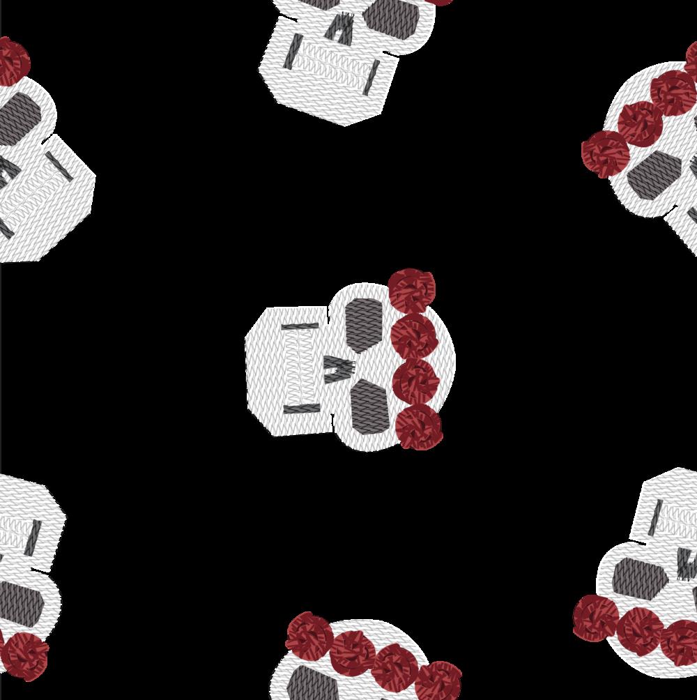 Skull Print CHIARIstyle