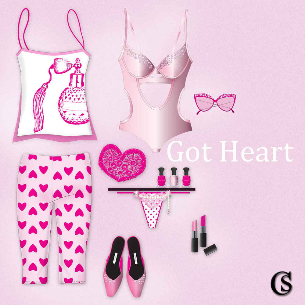 In the pink with sleepwear trends.