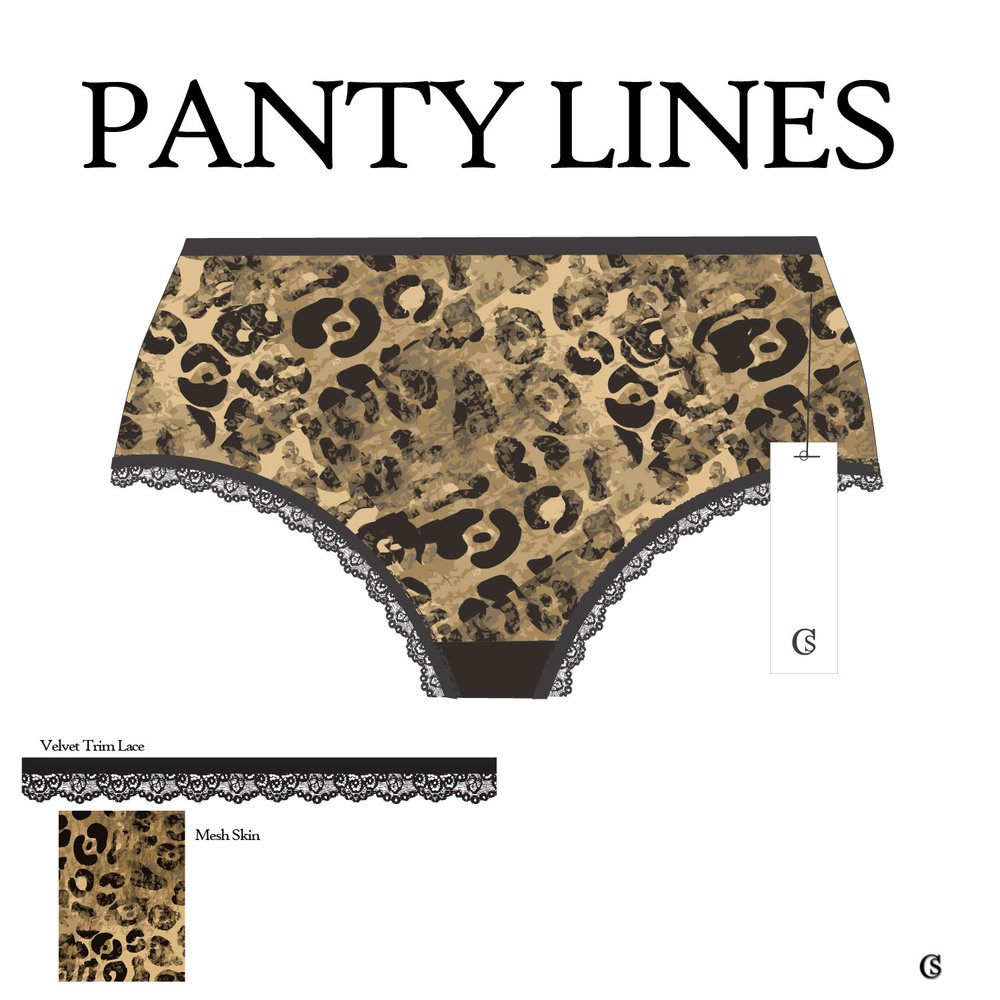 Panty Lines CHIARIstyle