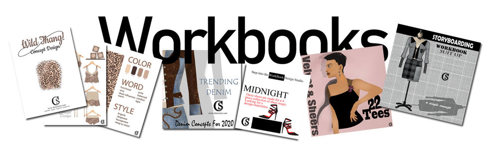 Shop: Storyboard Workbooks CHIARIstyle