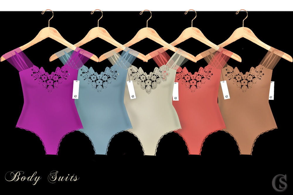 Body Suits CHIARIstyle