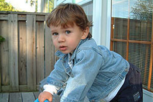 Cameron Gulbransen, who died when his father accidentally ran him over in 2002. Source: kidsandcars.org