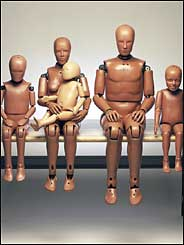 A Crash-Test Dummy Family