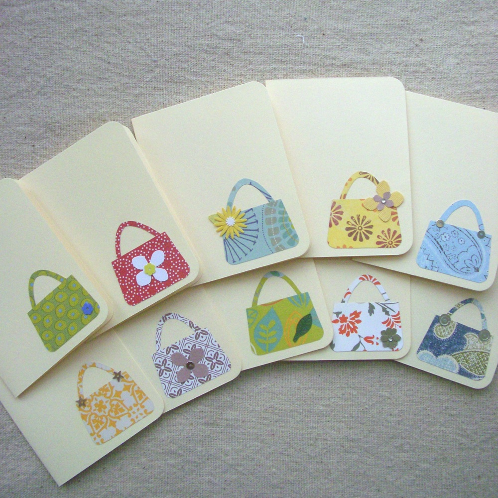 Tote Bag Mini Notes