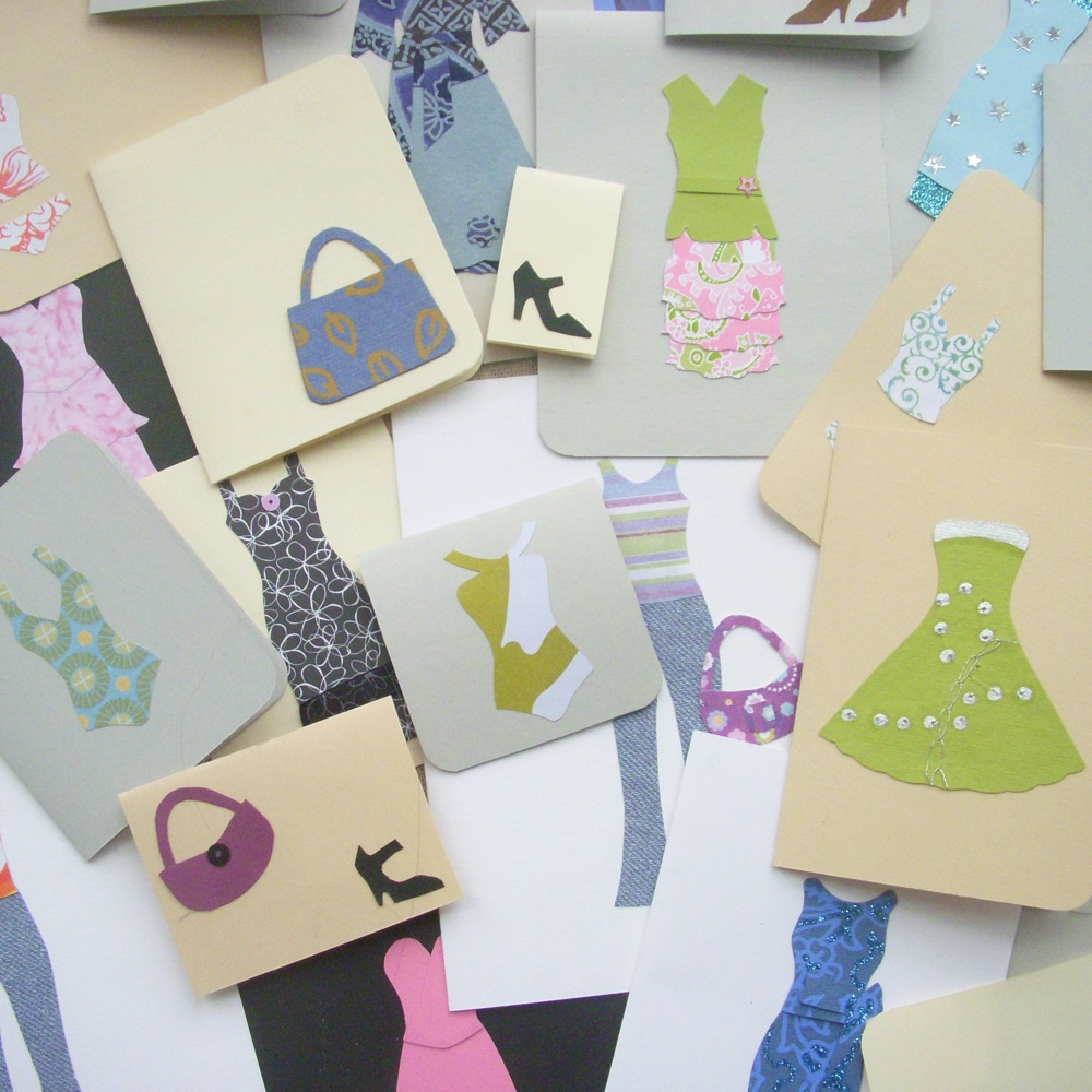 Surprise Assortment of Cards and Tags in a variety of Styles