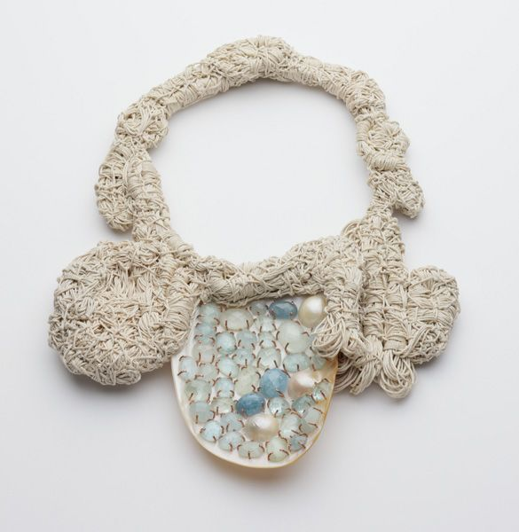 Ingredients Neckpiece, 2008