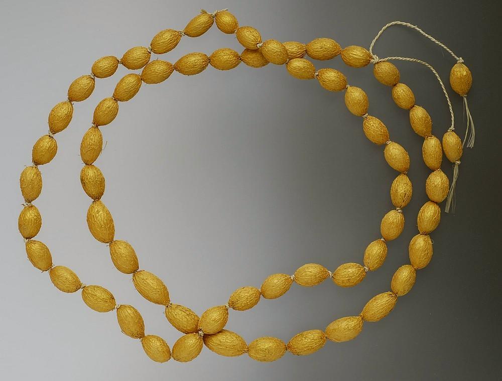 Karaka Gold Necklace, 2012