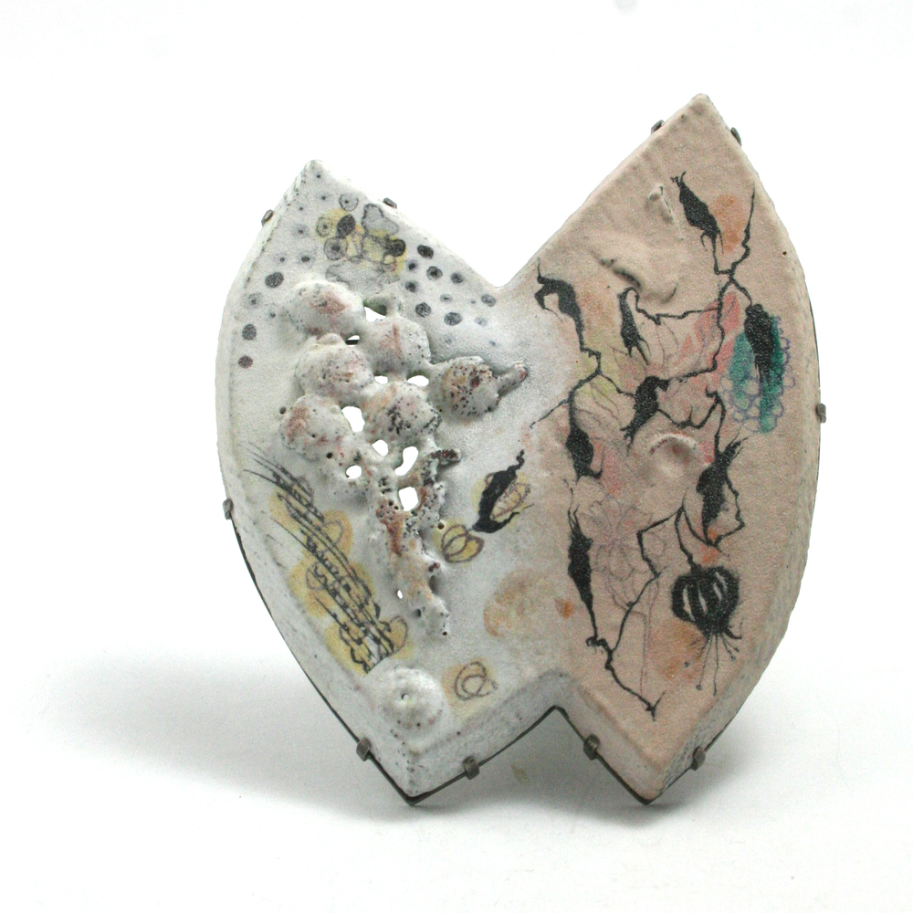 Matters of Appearance #1 (brooch), 2010