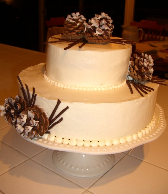 I love cake.... — Gracious Offering