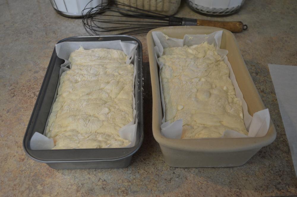 Plan B...loaf pans!