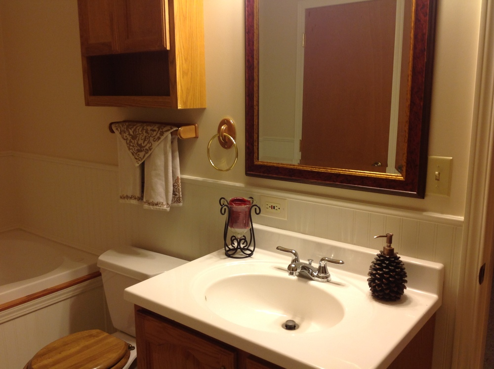 Master bath after...