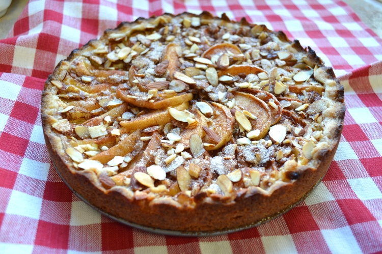 recipe: bavarian apple torte taste of home [39]