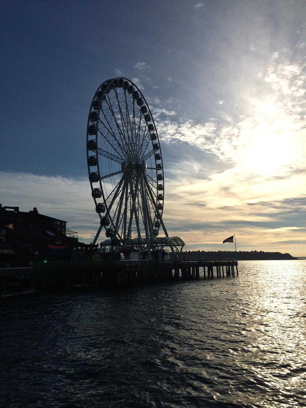 Seattle Great Wheel...