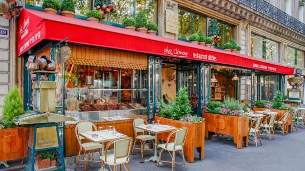 Chez Clement in Paris...