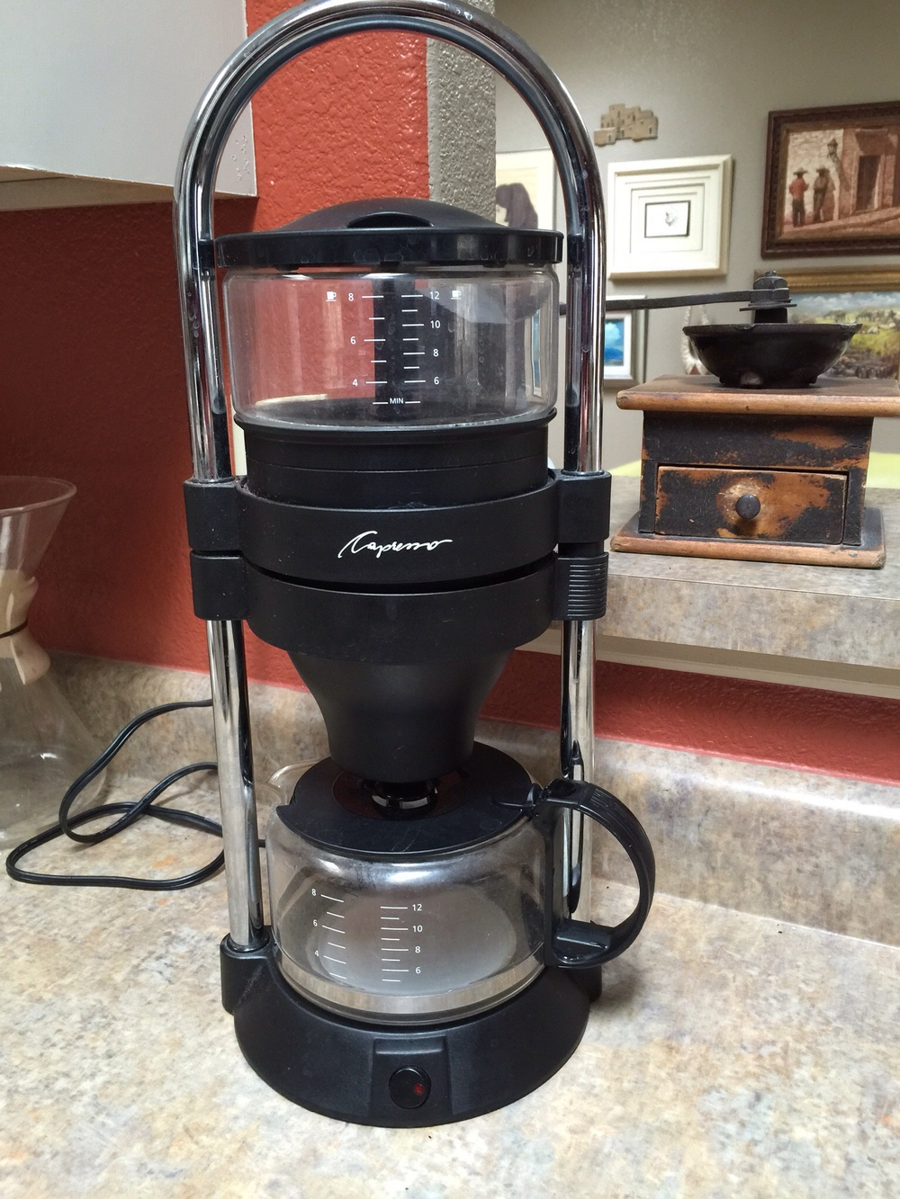 Capresso Aromatic Coffee Maker