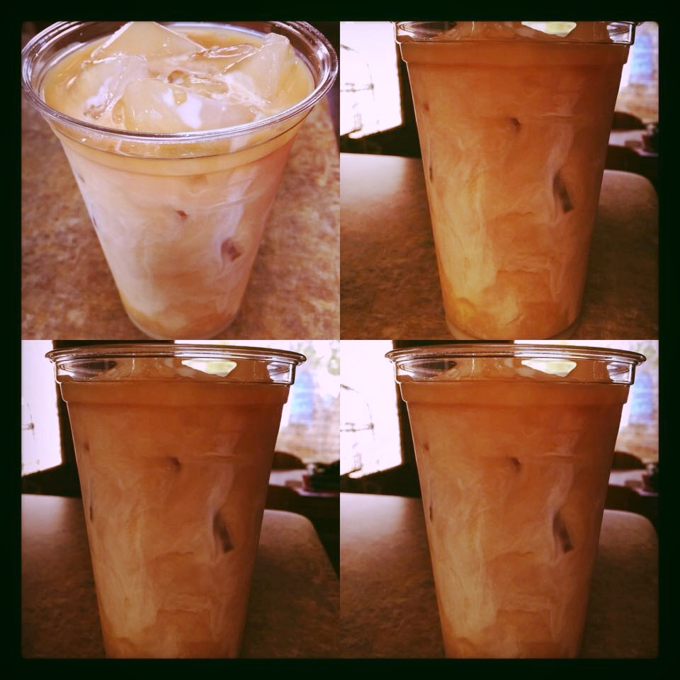 Cold Brew Latte~YUM!